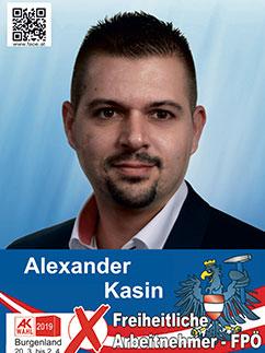 Alexander Kasin