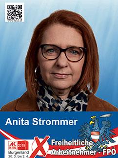 Anita Strommer