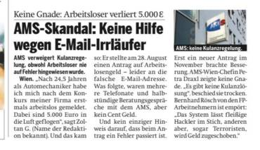 AMS-Skandal